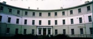 The first Gloucester Asylum