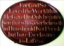 For God so loved the