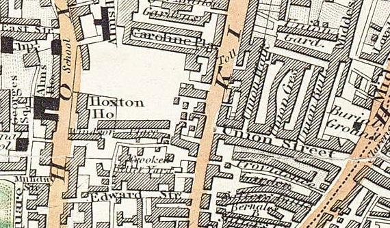 click map for details of