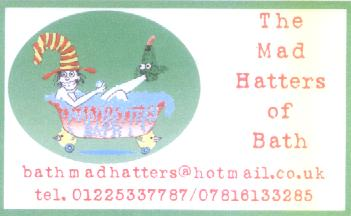 The Mad Hatters of Bath